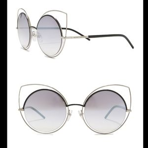 NWT Marc Jacobs 53mm cat eye sunglasses